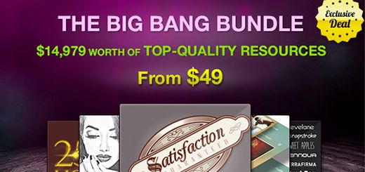 The Big Bang Bundle: $14,979 worth of Top-Quality Resources From $49