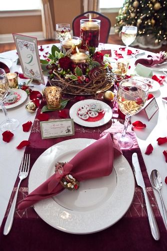 78 best TABLE SETTINGS FOR ALL OCCASIONS images on Pinterest ...