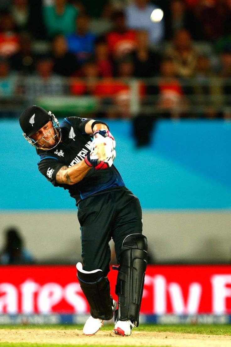 New Zealand captain, McCullum set the tone for the chase with a blistering knock in the first semi-final against South Africa on 24/03/2015