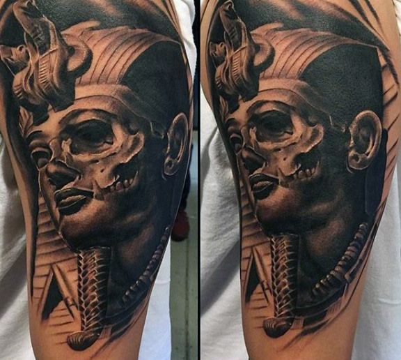 King Tut Tattoos - Tattoo Collections