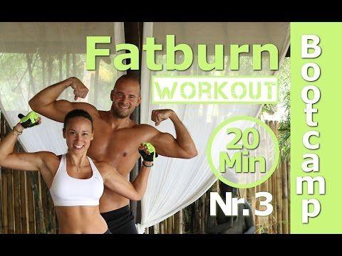 Ganzkörpertraining für Fortgeschrittene - Pyramide Rep Challenge - Fatburning Workout - Bootcamp #3 - YouTube