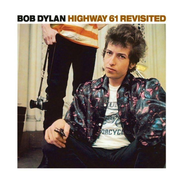 Bob Dylan : Highway 61 Revisited LP RE (180-Gram, Mono)
