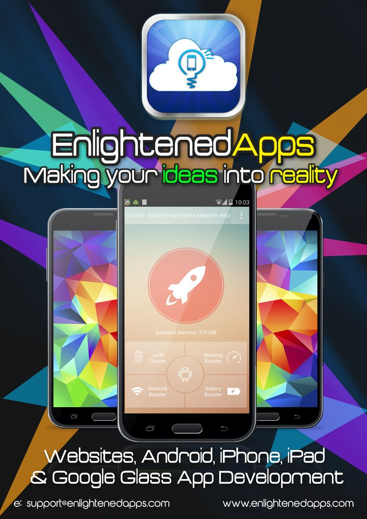 We are a professional and experienced Software company that specializes in Mobile Website Development, iPhone/ Android Development, and other mobile application. WWW.ENLIGHTENEDAPPS.COM