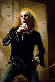 "Rolling Stone magazine eulogized Dio with these words: ""It wasn't just his mighty pipes that made him Ronnie James Dio — it was his moral fe..."