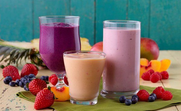 Summertime Smoothies #TheFoodChannel #recipes #smoothie