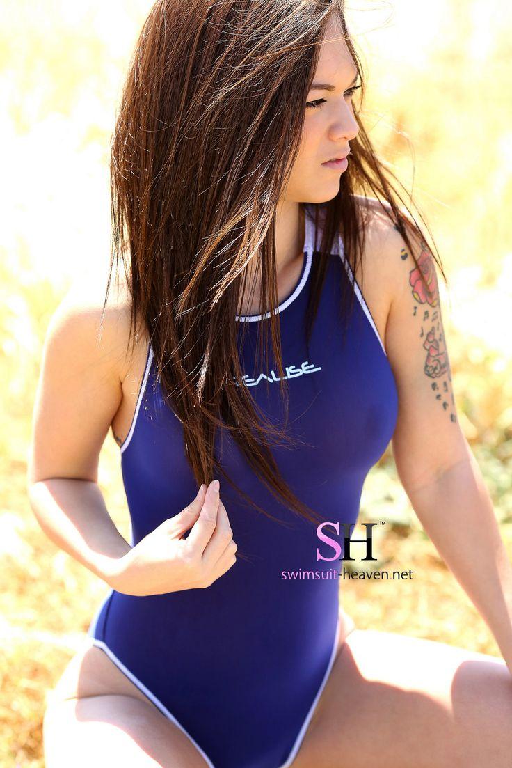 Terra Sheer Navy Realise Http Www Swimsuit Heaven Net