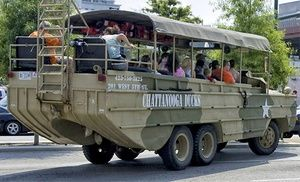 Groupon - Amphibious-Vehicle Tour of the Tennessee River for a Child or an Adult from Chattanooga Ducks (Up to 55% Off) in Chattanooga. Groupon deal price: $5.00