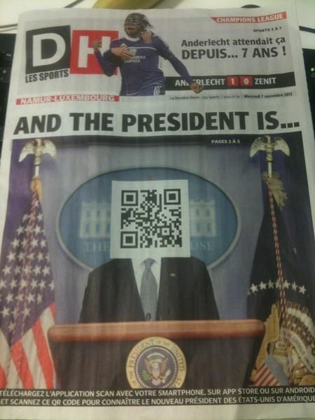 Interazione tra carta e web. La politica, i new media e i vecchia media. #obama
