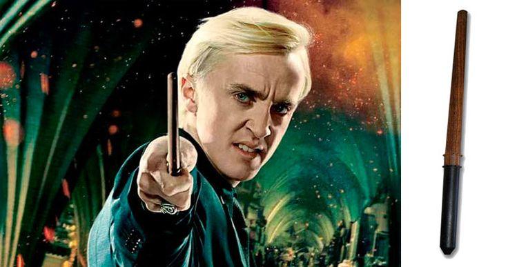 Los protagonistas de 'Harry Potter' con sus respectivas varitas - Álbum de fotos - SensaCine.com