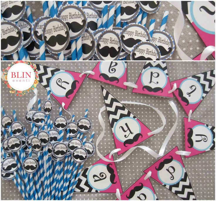 Moustache Party by Blin Eventi http://www.blineventi.it/