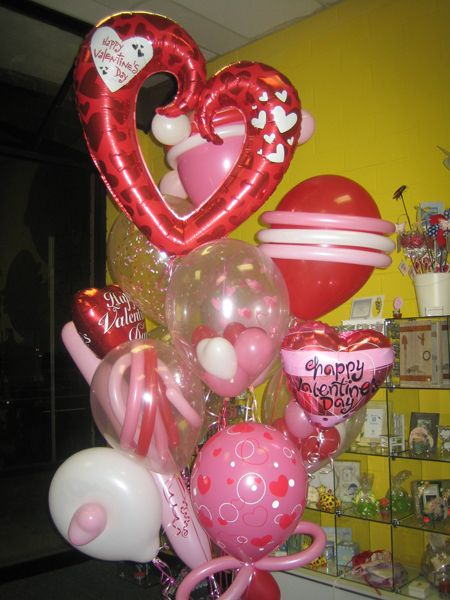 Balloon Bouquets Gift | Party Balloon Bouquets & Balloon Delivery Santa Monica CA | Any ...