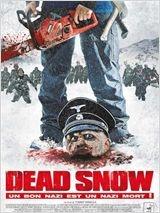 Avec Dead snow, j'ai trouvé LE film d'horreur ou les gentils dégomment des morts-vivants nazis à la faucille et au marteau !