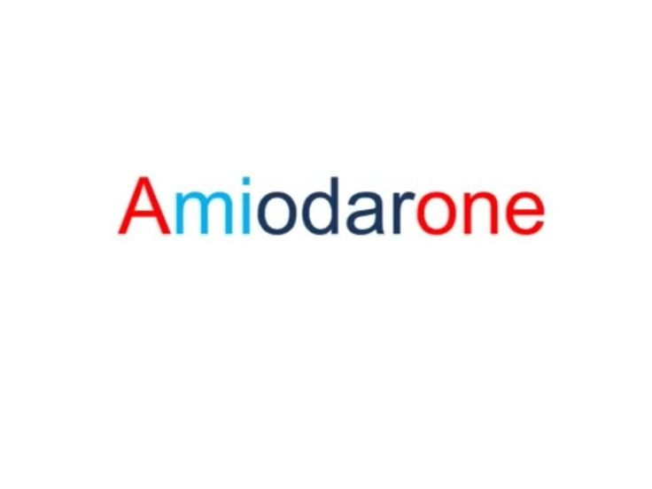 Cordarone Amiodarone Hydrochloride