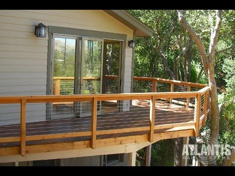 Cable Railing For Decks | Cable Railing Deck Design