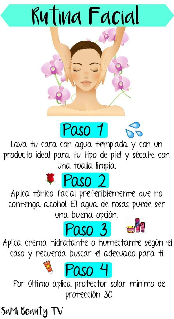 Con Estos Simples Pasos Tendrás Una Piel Libre De Imperfecciones Maquillaje Para Piel Grasa Rutina De Cuidado De La Piel Trucos De Belleza