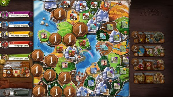 Small World 2 Review: the popular board game finally makes it way onto Android
