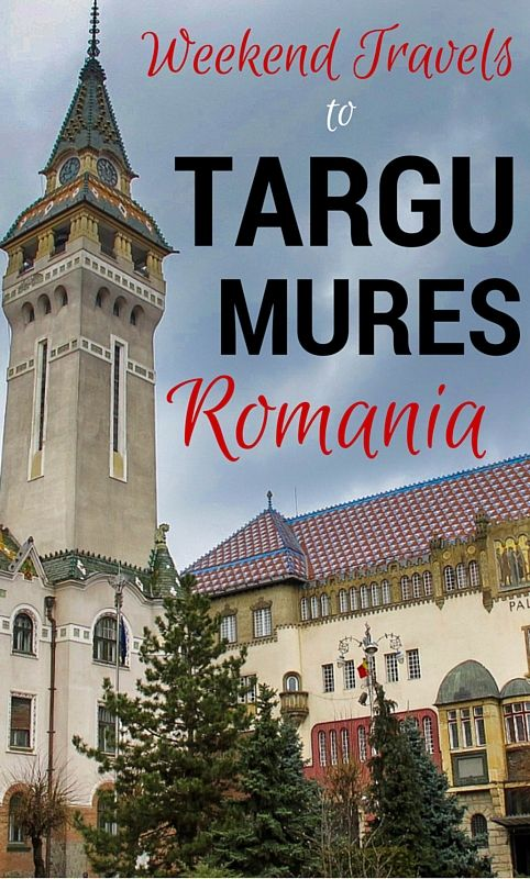 Targu Mures is a perfect base city to explore the Transylvania region of Romania and also offers a lot within the city itself for curious travelers.