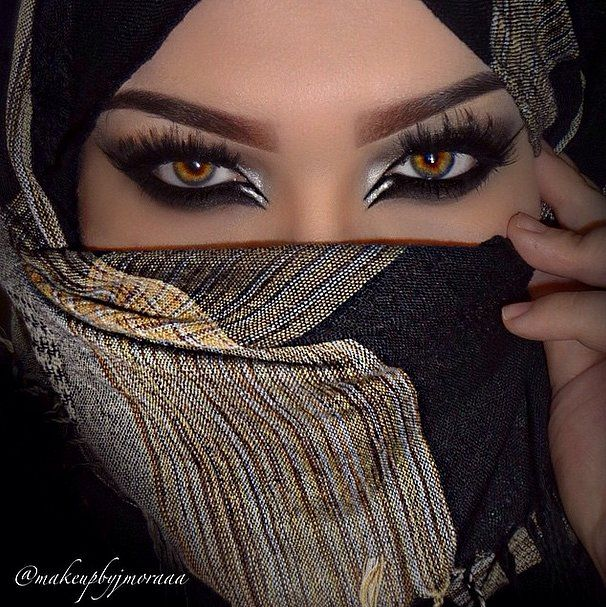 Makeup Masterful Hijabis Who Prove Modesty Is Anything But Boring