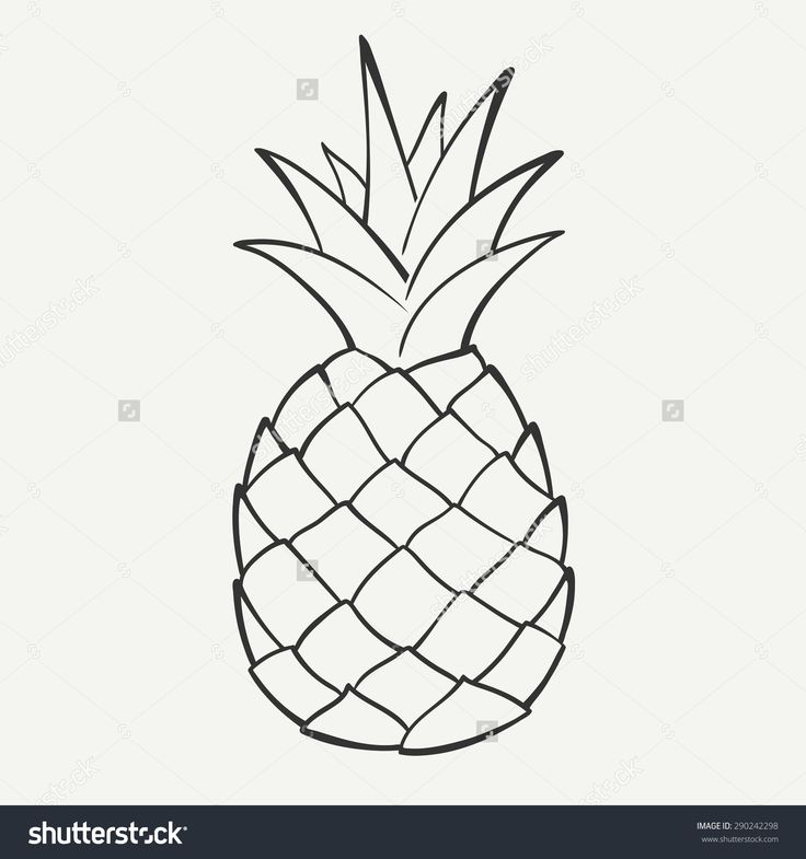 Pin By Kim L On For Work Pineapple Tattoo Pineapple