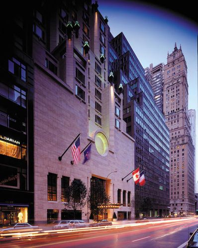 Four Seasons Hotel #NYC - Superbly situated on 57th Street, between Madison & Park Avenues, The Four Seasons is set amid the City's premier corporate and shopping addresses.