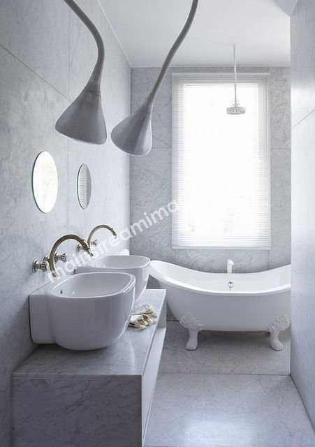 Small bathroom with style