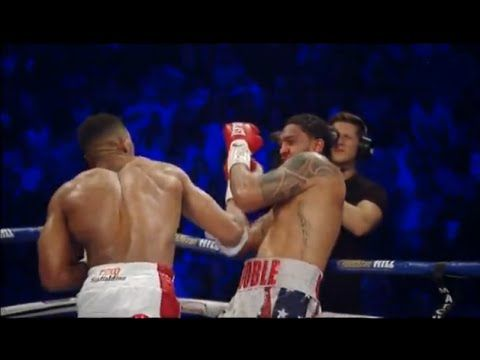 Anthony Joshua vs Dominic Breazeale Review Parker or Wilder Next