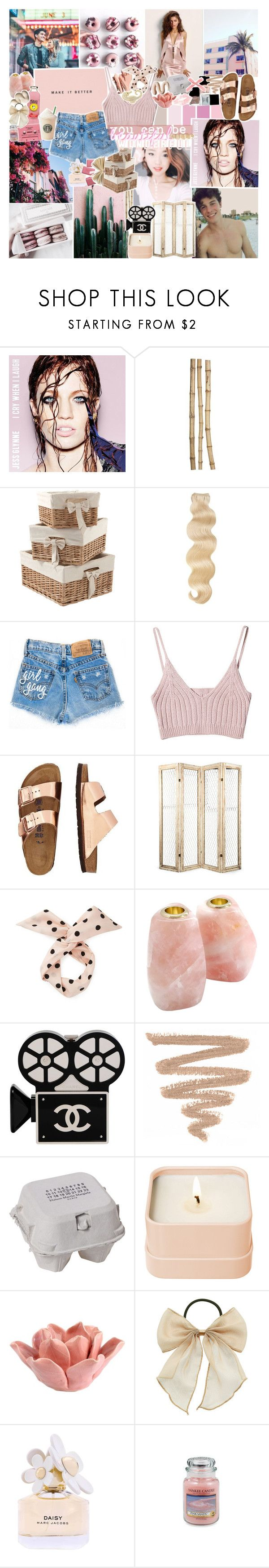 """""""✿ wish i knew back then what i know now"""" by styleboy ❤ liked on Polyvore featuring Crate and Barrel, Mamas & Papas, StyleNanda, TravelSmith, Forever 21, RabLabs, Chanel, Maison Margiela, Henri Bendel and HomArt"""