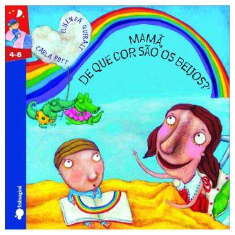 Livro  ilustrado em português