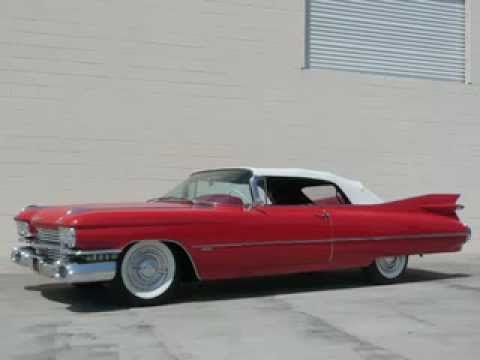 Red Cadillac and A black Mustache - Warren Smith - YouTube
