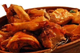 Cochinillo al horno: saboreando la Navidad | El Palillo Leonés. Las tapas de León... a debate