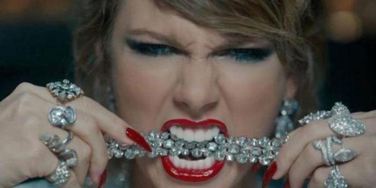 Nih Lagu Taylor Swift untuk Para Haters
