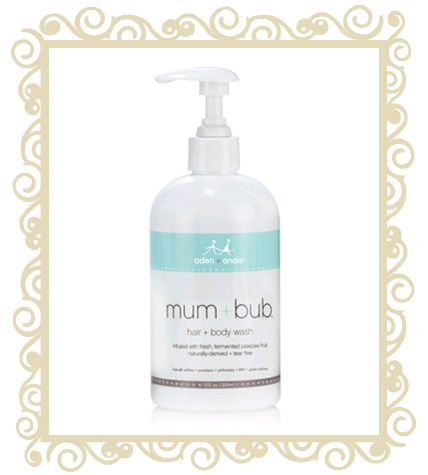 http://www.buttonbaby.com.au/adenanais-hair-body-wash-p-1802.html - Aden Anais have combined the properties of the pawpaw with our naturally-derived formulation to bring you this mild, tear-free, and conditioning wash. Intensely moisturising and lightly scented with Australian Sandalwood, our unique hair   body wash will become a bath-time must for baby and you.  12oz/340g. multi-purpose: a staple for both baby and you. tear-free