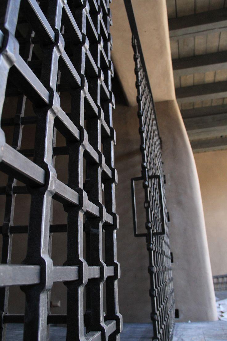 1776 Best Images About Blacksmithing Gates Railings