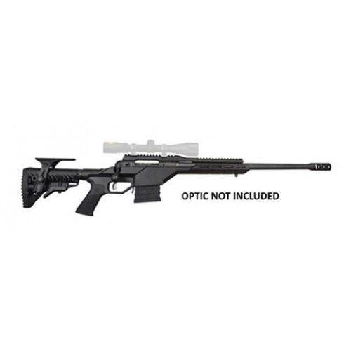 Savage 110BA Stealth Black .300 Win Mag 24-inch 5Rd