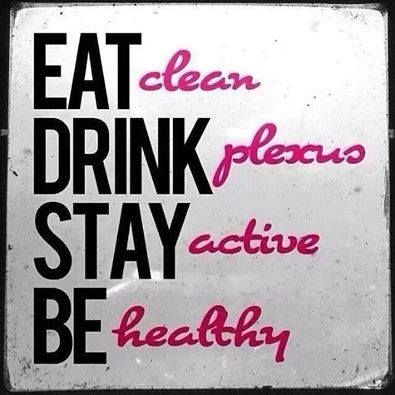 It's that simple! And Plexus Slim really helped me to achieve my health and wellness goals by curving my cravings, providing me with more energy to be active and helping to regulate my blood sugars! Click here for more info! http://brittataylor.myplexusproducts.com