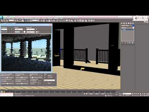 Tutorial - 3ds Max Basics of Architecture Tools (3/3)