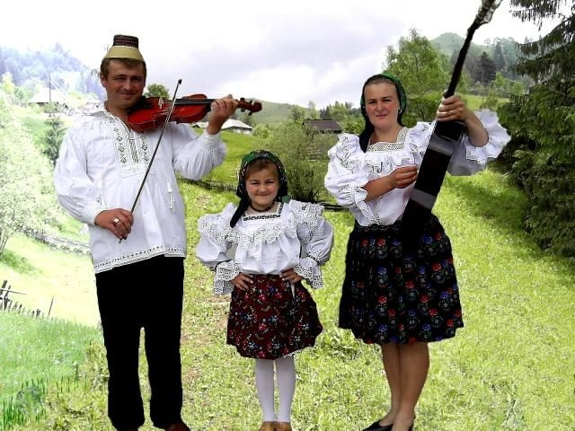 traditions from Maramures, Romania