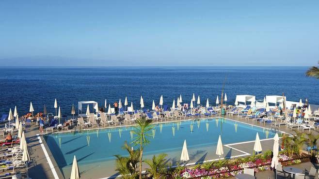 Hotel Los Gigantes #Tenerife