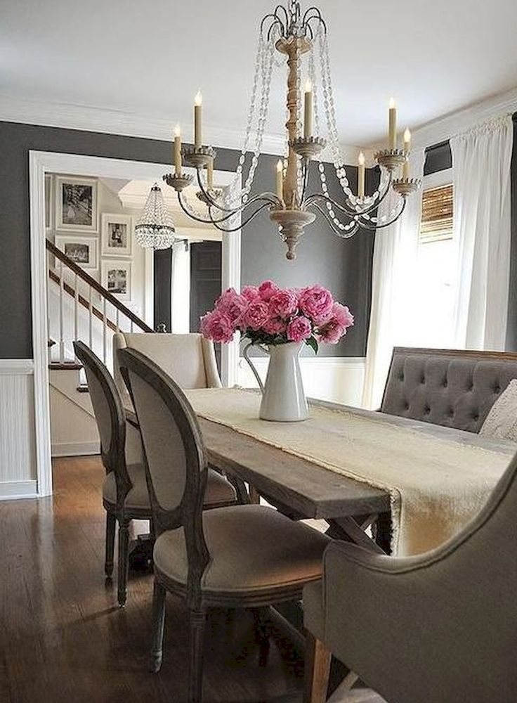 Best 25 Country Dining Rooms Ideas On Pinterest  Country Dining Amazing Country Style Dining Rooms Design Decoration