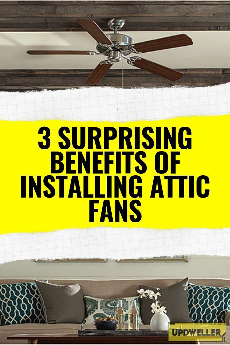 Best Attic Fans How To Find The Best Attic Fan Top Choices In 2020 Install Attic Fan Attic Fans Attic