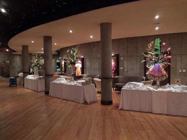 Tropical Wedding Reception~