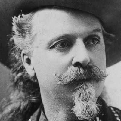 William F. 'Buffalo Bill' Cody - Born in LeClaire, IA