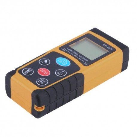 Digital afstandsmåler En digital afstandsmåler er et must for gør-det-selv folket, tømren eller virksomheden der vil have hurtig og præcis måling.