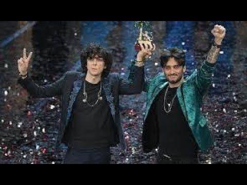 Colpo di scena a Sanremo:Pubblico n delirio,vince la 68esima edizione il...