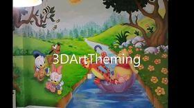 Παιδικές τοιχογραφίες | χειροποίητες τοιχογραφίες | τοιχογραφίες εσωτερικών χώρων
