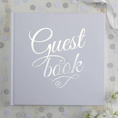 Balunz - vi älskar bröllop och bröllopsaccessoarer!: I butiken: nya färger på gästböcker!