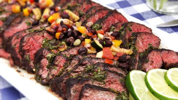 ... mint chimichurri steak salad chipotle steak salad ginger steak salad