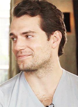 Mon Emerson (les yeux bleus, le creux ... et il a une passion pour l'égyptologie)
