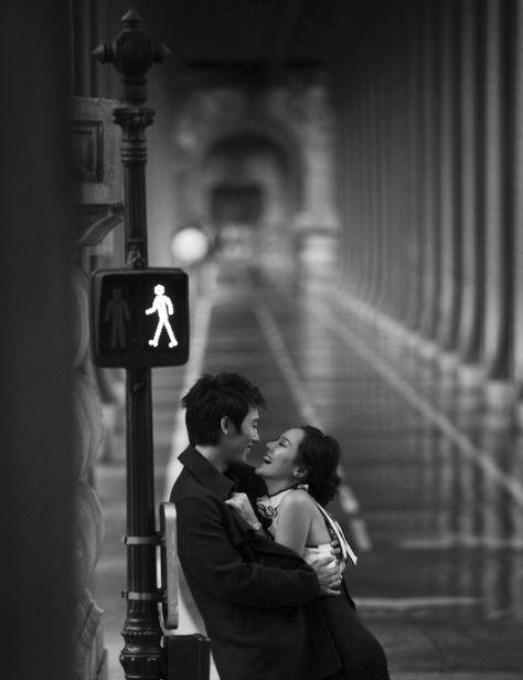 Eugene & Ki Tae Young in Paris by jana