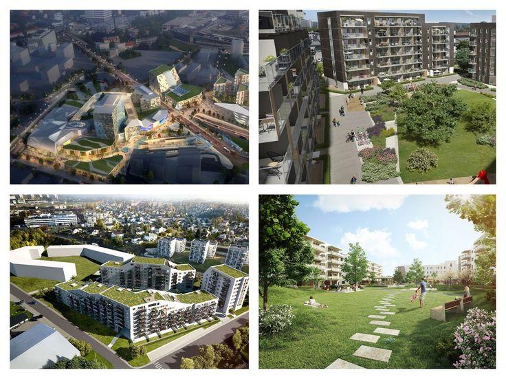 Sinsenboeren: 3300 nye boliger på Løren, Hasle og Økern - og flere kommer